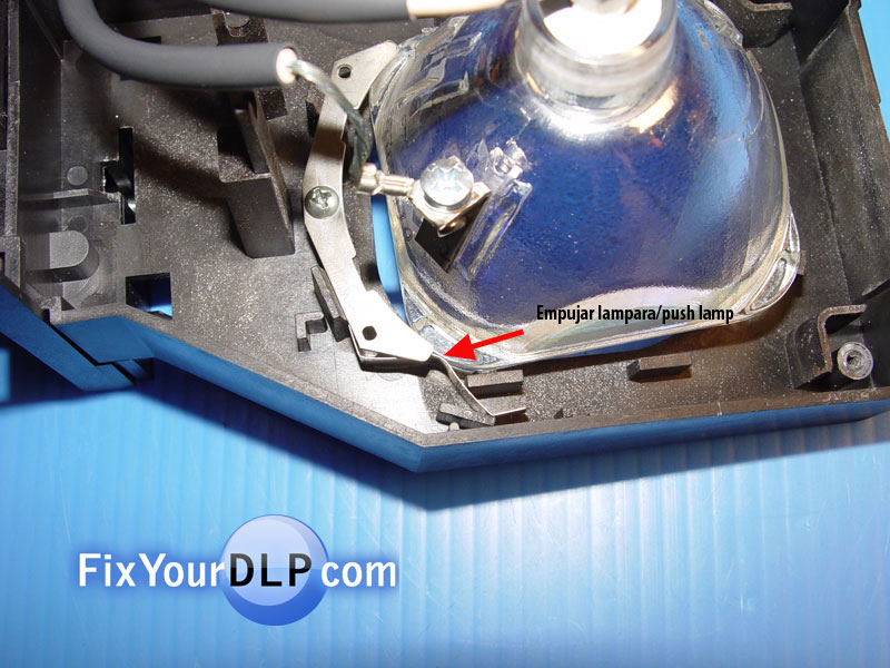 Panasonic tv parts lamp light images light ideas panasonic ty la1000 how to guide replacement dlp tv lamp guide aloadofball Image collections